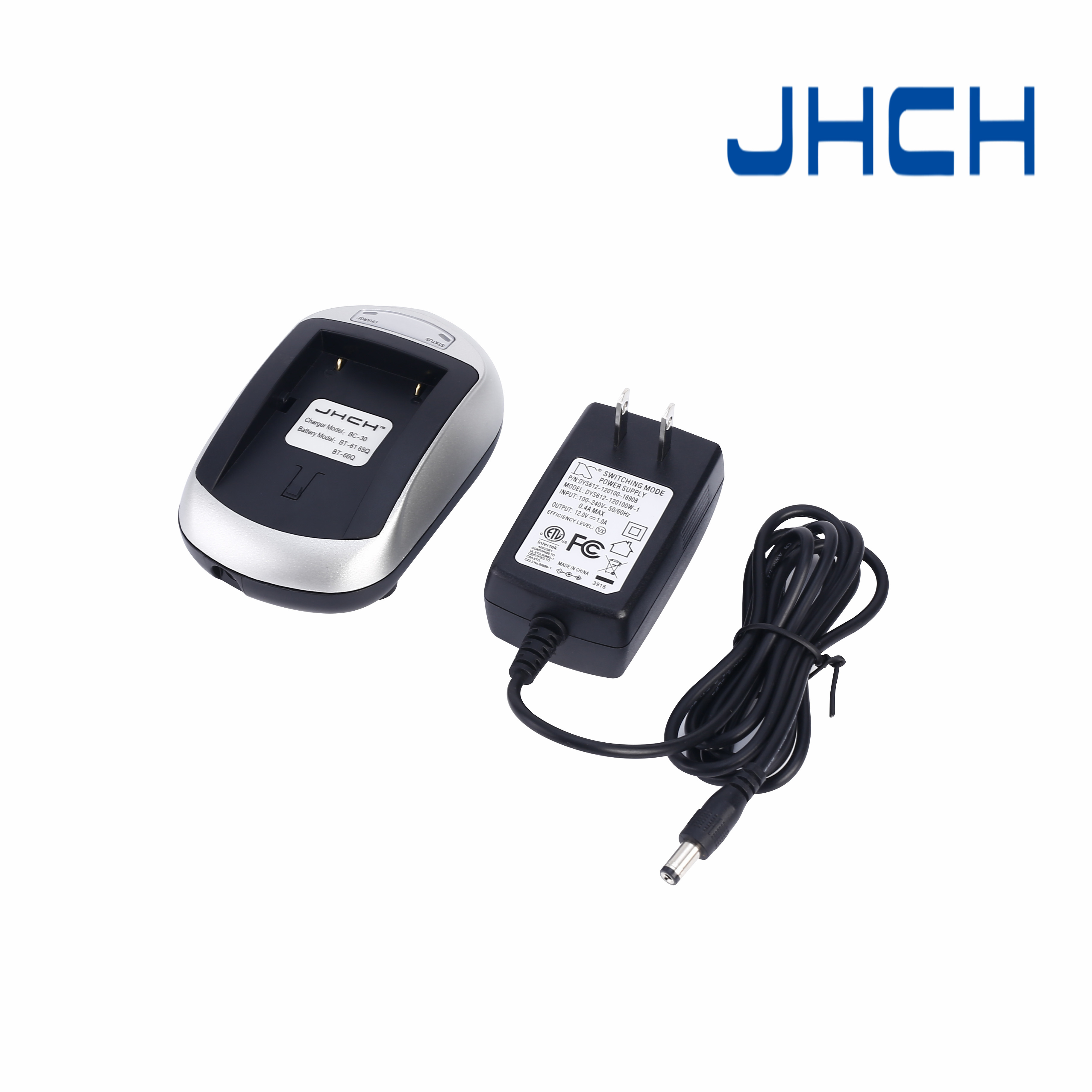 Compatible BC-30 single charger for Topcon GPS BT-65Q/66Q batetry