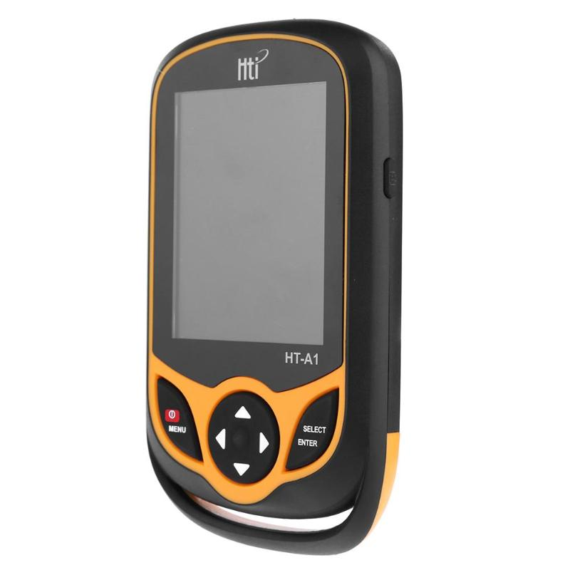 HT-A1 3.2 inch Full View TFT Screen Infrared thermometer Thermal Imager 0.3MP Camera Detector for Outdoor Hunting