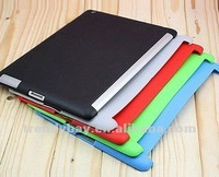 high recommand Ultra thin Double side TPU case for ipad3