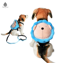 Factory Sale Pet Dog carry Harness Backpack pattern