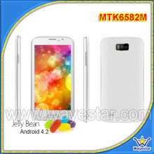 mtk6582M celulares doble chip smartphone quad core 5.0 inches
