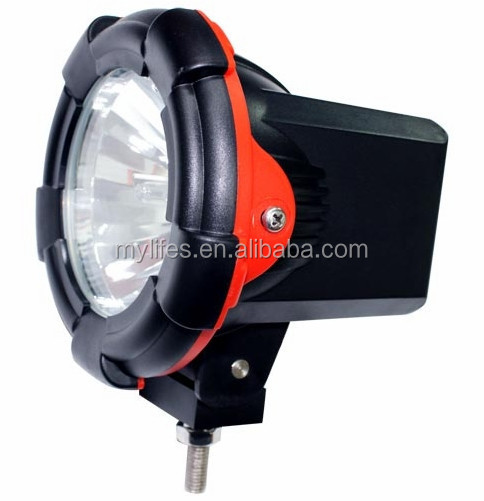 Factory wholesale price 4 inch 55w HID driving light for vehicles