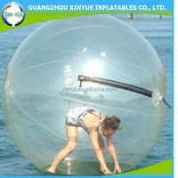 Top sale inflatable water running walking ball for sale