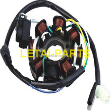GY6 6pole motorcycle engine magneto stator coil