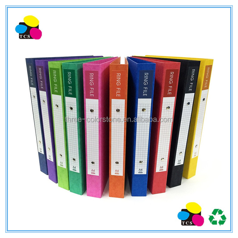 China Wholesale Paper Holder File Folder, 100% Recycled, A4, Assorted Colors