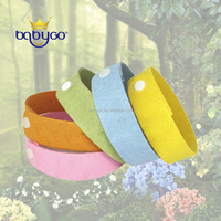 anti bug deet free mosquito repellent wristband
