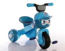 Made in china Baby lexus metal tricycle ride on toy kids folding tricycle with CE EN71 children Deluxe Trikes With air wheels