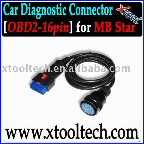[16PIN for MB Star] Auto Diag Cable Line Set OBD2-16 Cable for MB Star
