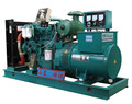 Global service turbo power diesel generator set chinese brand