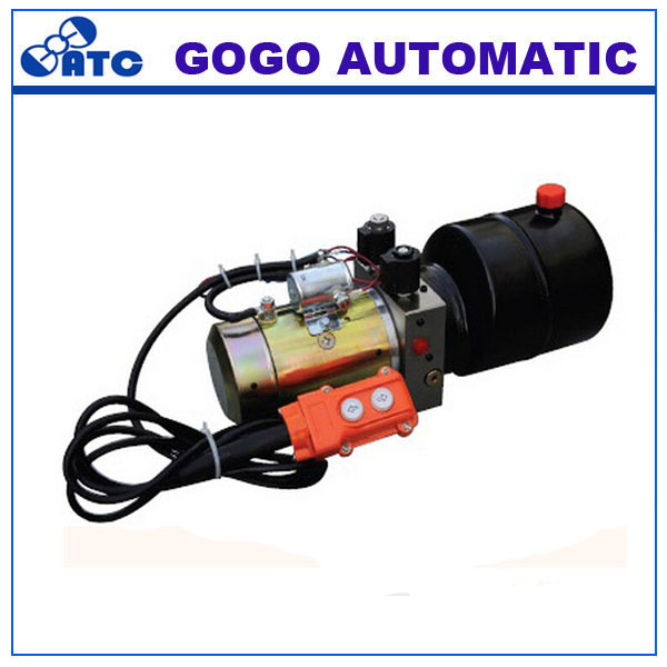 Hot selling Manufacturers gas powered dump truck power unit 12v hydraulic system forklift truck tank truck