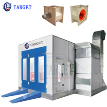 Target TG-70A Auto Paint Booth/Diesel Powder Coating/Paint Both for Wood
