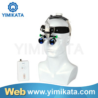Wearing way variable fashionable design vacuum formed plastic dental equipment housing