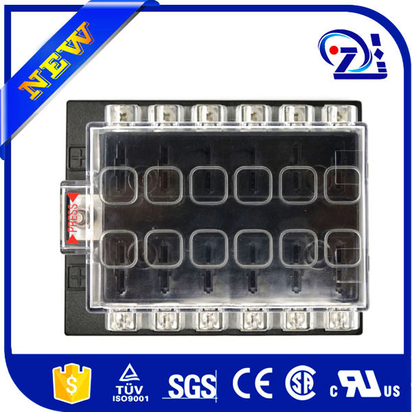 Car Truck 12v fuse box 8 way 10 way Best price