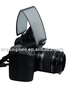 Pop-up Flash Diffuser camera accessory