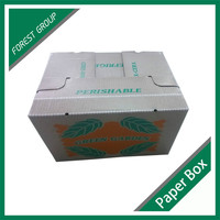CUSTOM MADE CORRUGATED WAX DIPPED PAPER PACKAGING BOX WAX COATED BOX IN CHEAP PRICE