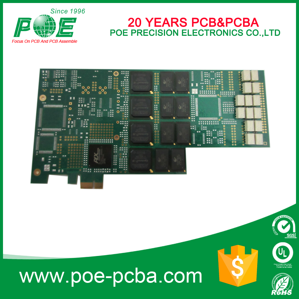 High quality PCBA board X-ray Test BGA PCB assembly