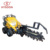 23HP Mini skid steer digging trencher