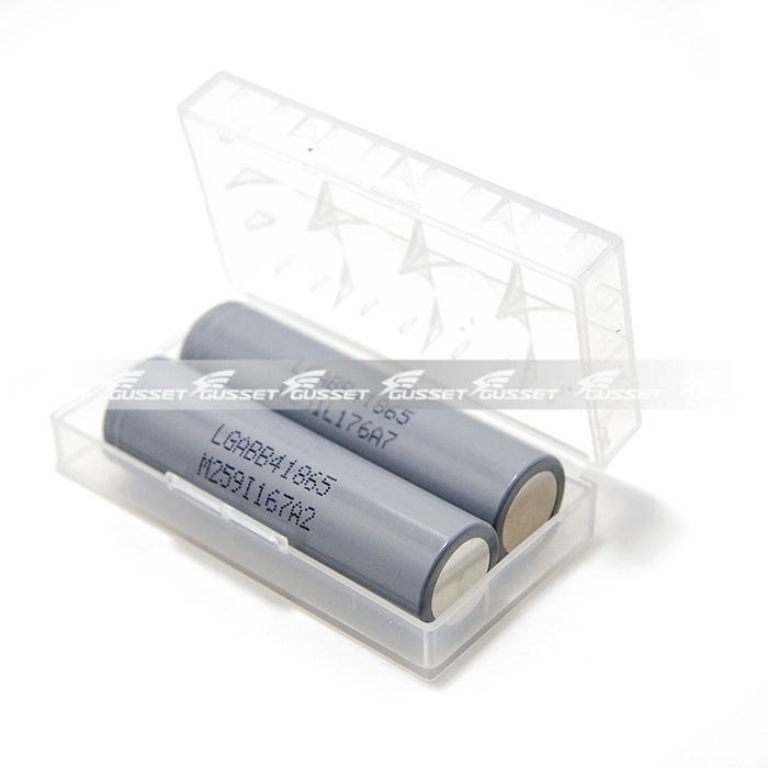 high drain lg ICR18650 B4 3.7v 2600 mah rechargeable Li-ion battery