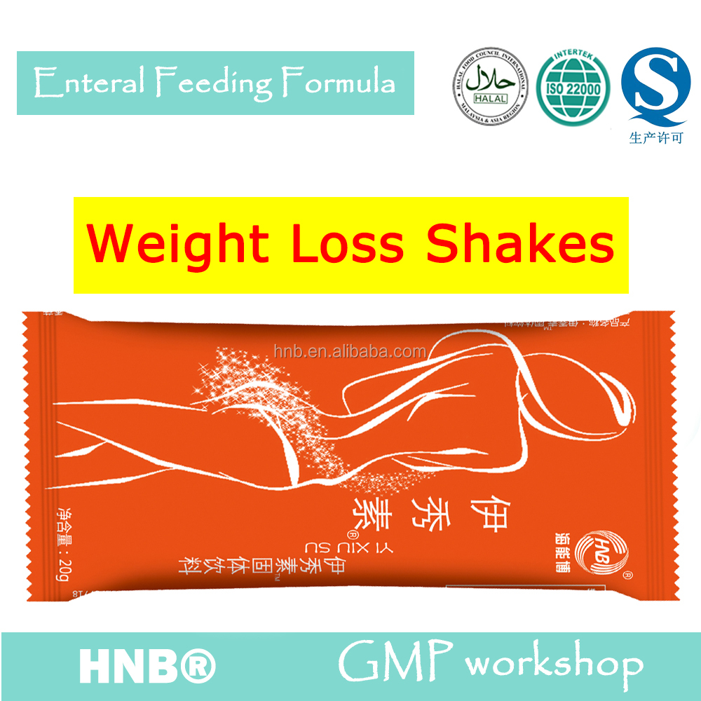 China manufacturer of Hot optimum nutrition weight loss slimming / meal replacement shake- Weight Loss Shakes / diet