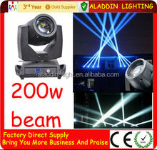 Aladdin sharpy 5r beam 200w moving head MSD Platinum 5R/beam 200 moving head/cabezas moviles beam 200