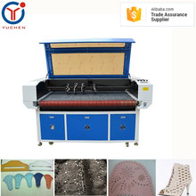 cnc fashion leather shoes/jacket/bags/wallets/boots products laser cutter