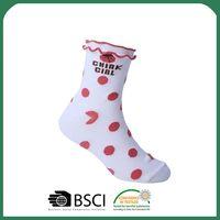 Factory Supply unique design cotton non-skid baby socks wholesale