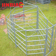 livestock metal cattle fence Horse wire mesh fence galvanized Fence Panel