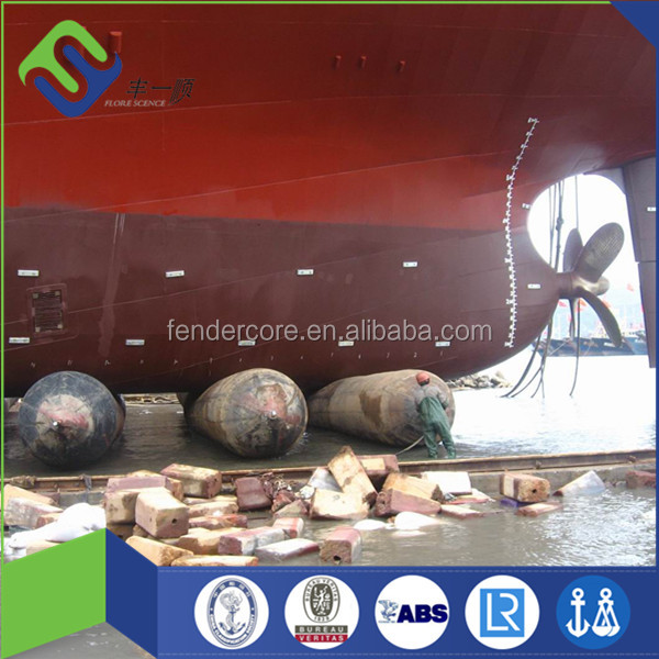 Marine Pneumatic Rubber Salvage Airbag Used Floating Docks Sale