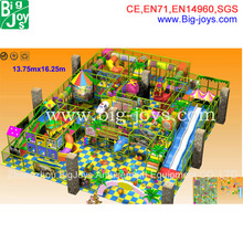 2016 New kids toy cheap commercial indoor playground for kids dubai for home
