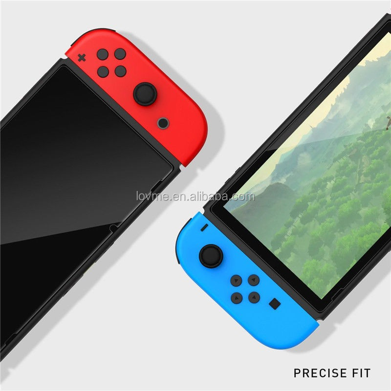 High quality tempered glass protective Japanese asahi glass screen protector for Nintendo Switch