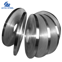High strength Cold Rolled galvanised steel band/ strip/strap/coil suppliers