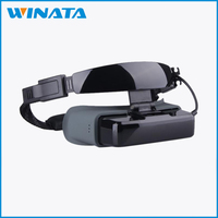 High Resolution 84 Inch Android Cheap Active 3D Video Glasses Eyewear Mobile Theater