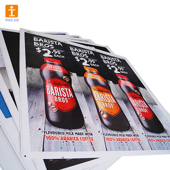 High quality China factory wholesales cheap custom poster calendar printing