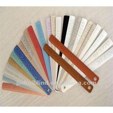 25mm coated aluminum slats for venetian blinds of various colors