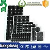 CE/IEC/TUV/UL Certificate Mono and Poly 100W solar panel