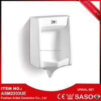 Latest Chinese Product Porcelain Urinals Automatic Sensor Urinal Weight