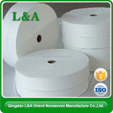 100% Bamboo Spunlace Nonwoven Fabric Individual Pack