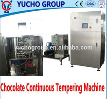 China Big Factory Good Price Continuous Chocolate Tempering Machine
