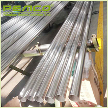 Wholesale China Mirror Polished Welded 304 316 316L steel seamless stainless tube