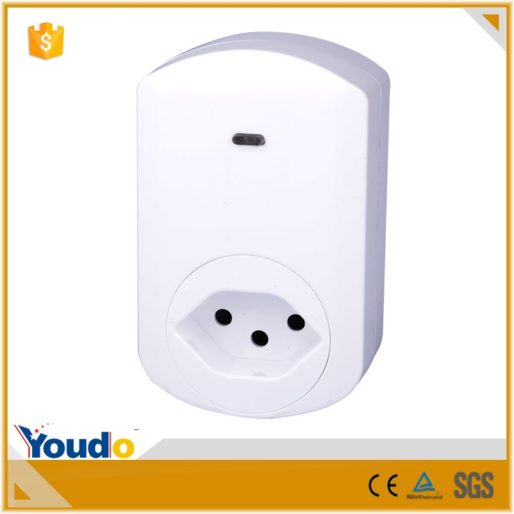 US Type wifi smart home plug in socket