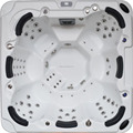 CE&SAA Approved Aristech acrylic hmassage mobile bathtub chinese small freestanding bathtub high quality massage bathtub