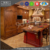 Foshan Narnia high end kitchen cabinet modern design /custom made kitchen cabinet