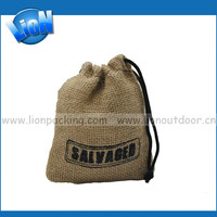 Promotional custom logo fashion organza bags for juwelery bags