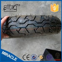 High Way tubeless tire rubber motorcycle tyre scooter tire 3.00-10