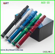Factory Wholesale electronic cigarette patented sex dry herb vaporizer AGO