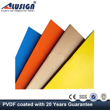 Alusign copper clad wire Aluminum Composite Panels with attractive price from China