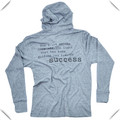 Tri-blend Unisex Hoodie Fitness Clothing Gymwear for Men and Women Crossfit Apparel Gym Pullover Hoodie Wholesale