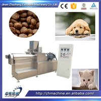 full-automatic Field leader dog food pellet making machine with high quality