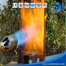 1.5 Hours Of The Fireproof Time, 10mm Fireproof laminated glass / fire resistant glass