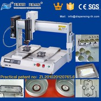 300/400/500 glue dispensing robot for silicone sealant